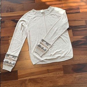 H&M Crew neck lightweight sweater size XS